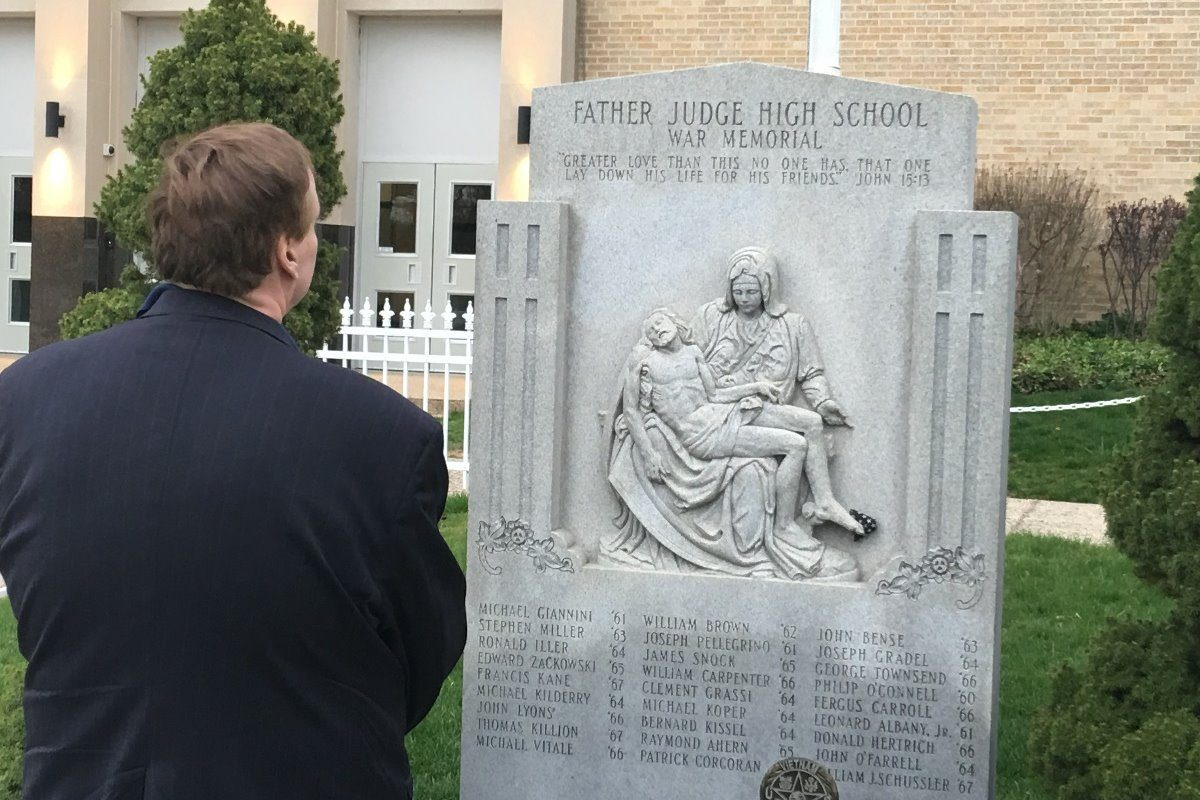 Radnor Producer to Bring Story of Father Judge Graduates Killed in Vietnam to Film