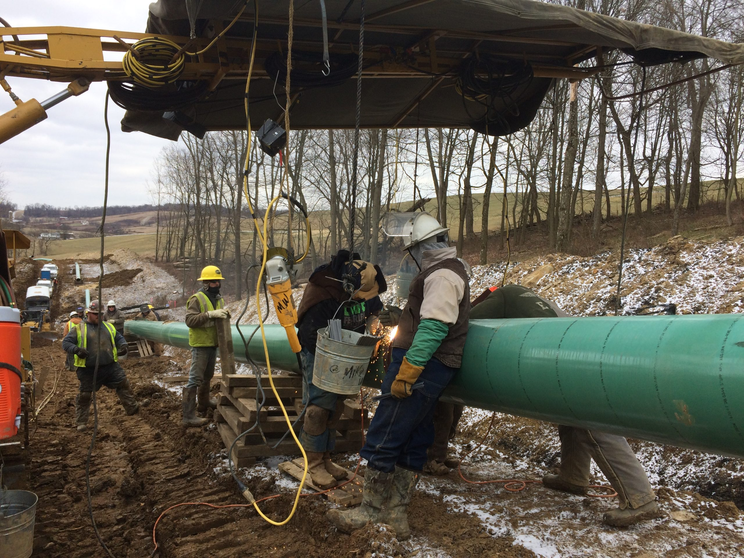 #4 Nearing Completion, Mariner East 2 Pipeline to Safely Deliver the Energy Our Nation Needs