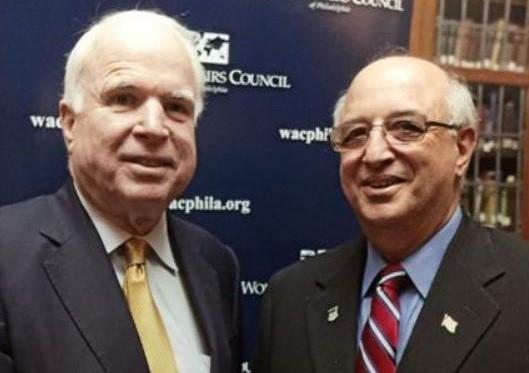 Wallingford Veteran Shares His Memories of John McCain When Both Were POWs