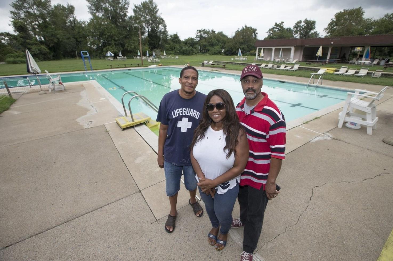 Crowdfunding Efforts Save a Piece of History, Yeadon's Nile Swim Club