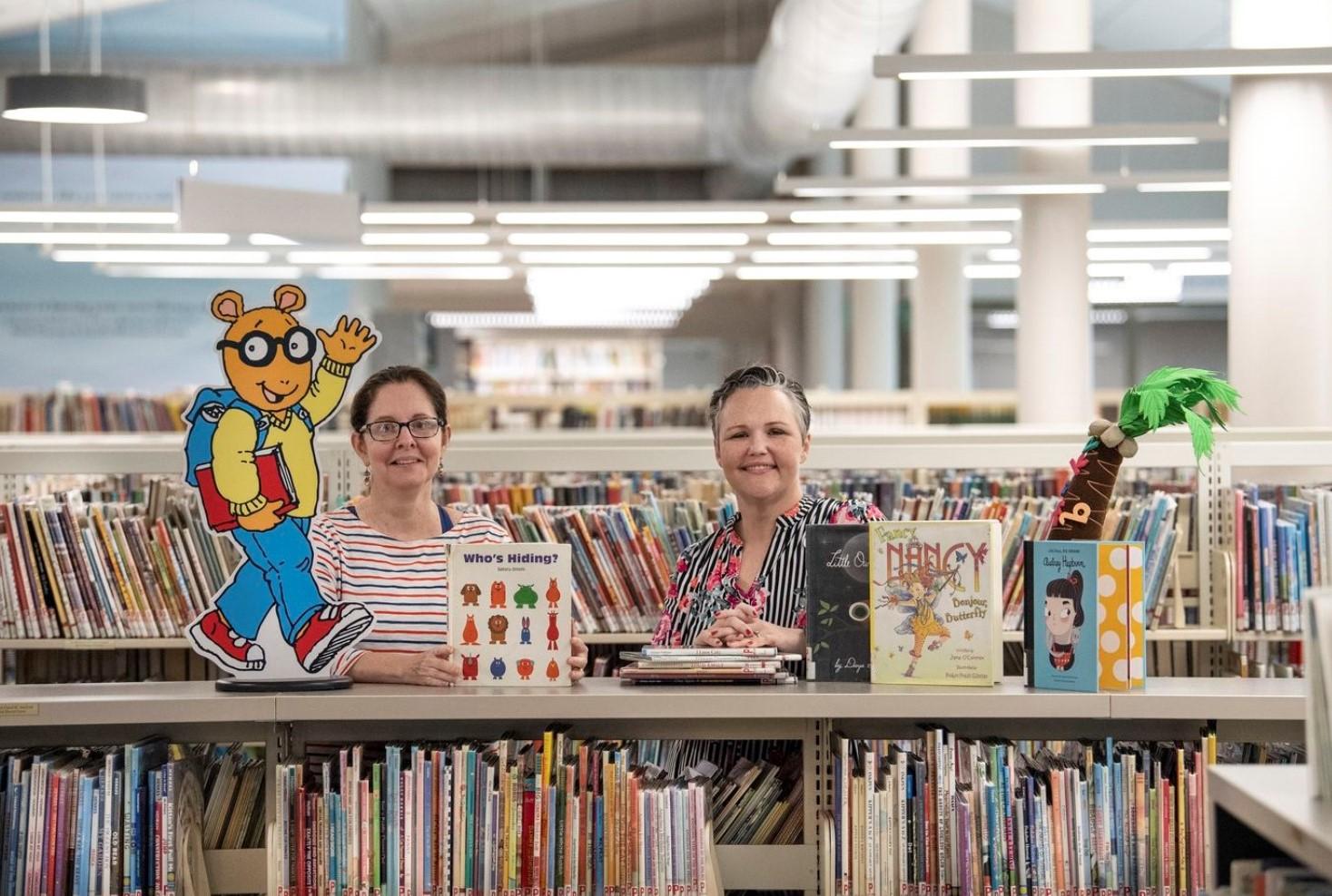 Multimillion-Dollar Renovation Proves Local Libraries Still Community Anchors in 21st Century