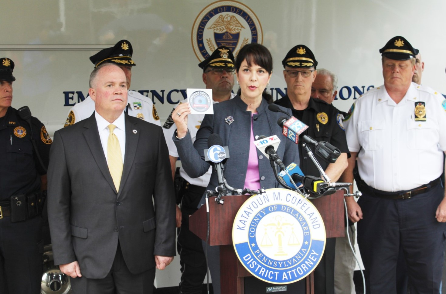 District Attorney's New Camera Program a Valuable Tool in Fight Against Crime