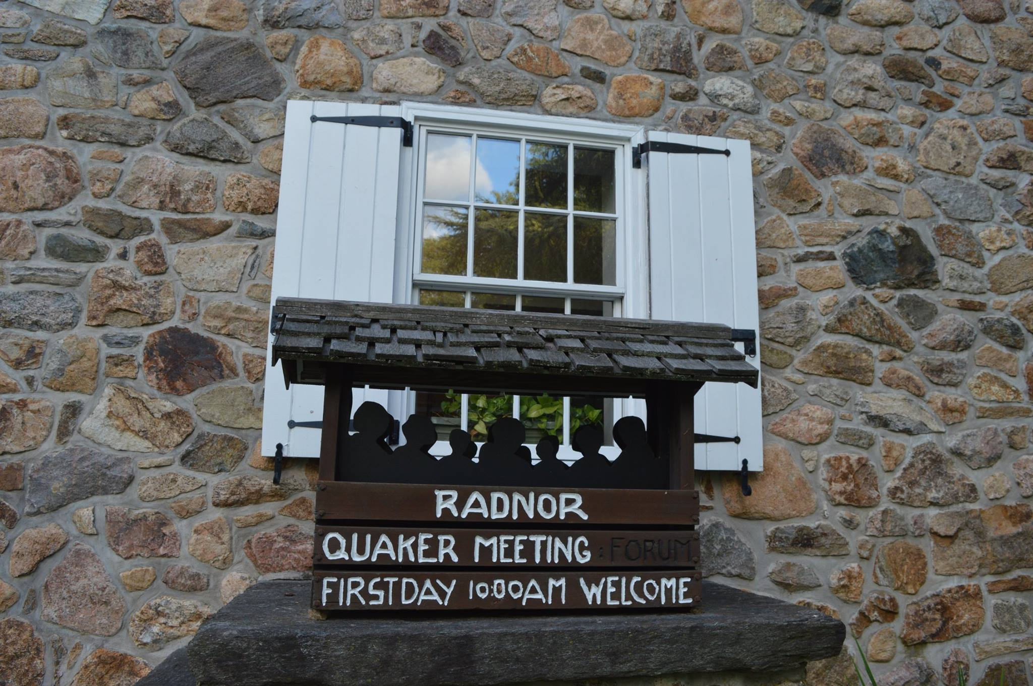 Lecture at Radnor Memorial Library Celebrates Third Centennial of Radnor Friends Meeting
