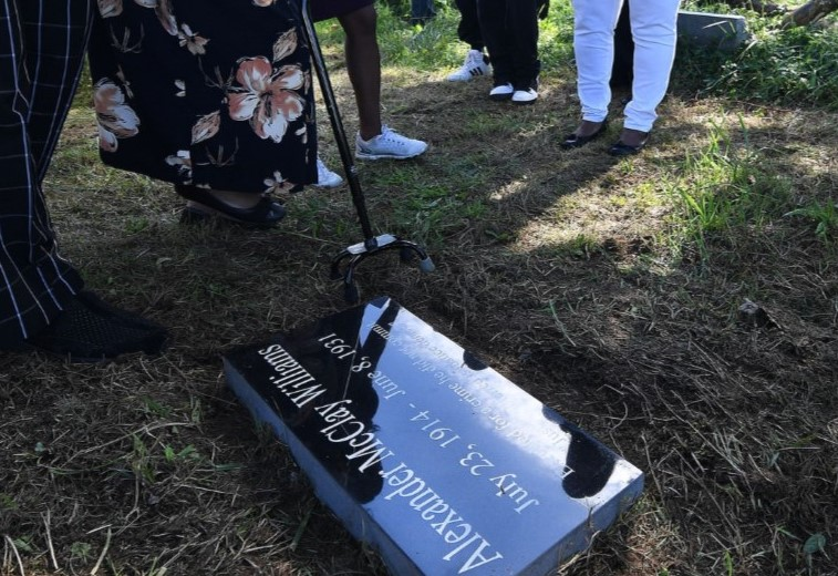 Youngest Person State Ever Sent to Electric Chair Gets Headstone 87 Years Later in Chester