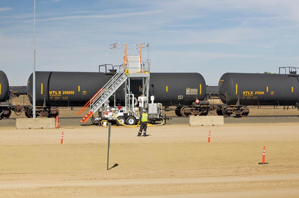 After Being Dormant for Three Years, Rail Terminal in Eddystone Receives Crude Oil from North Dakota