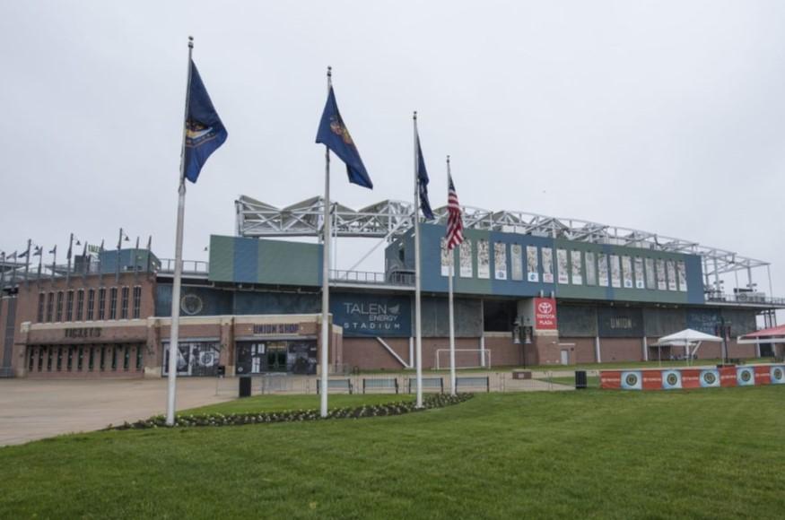 Philadelphia Union Considers Options for Developing Land Surrounding Talen Energy Stadium