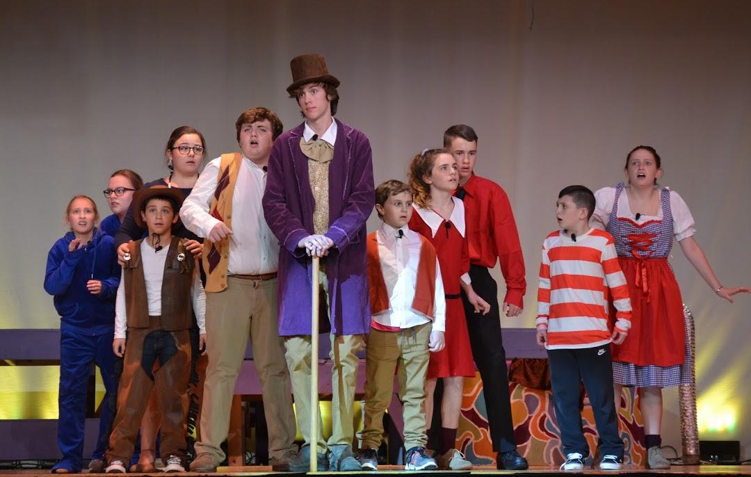Catholic Community Choir Presents 'Willy Wonka Jr.' This Weekend at Cardinal O'Hara