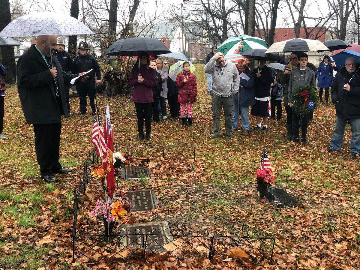 Veterans Buried at Cemetery in Prospect Park Honored by Wreaths Across America