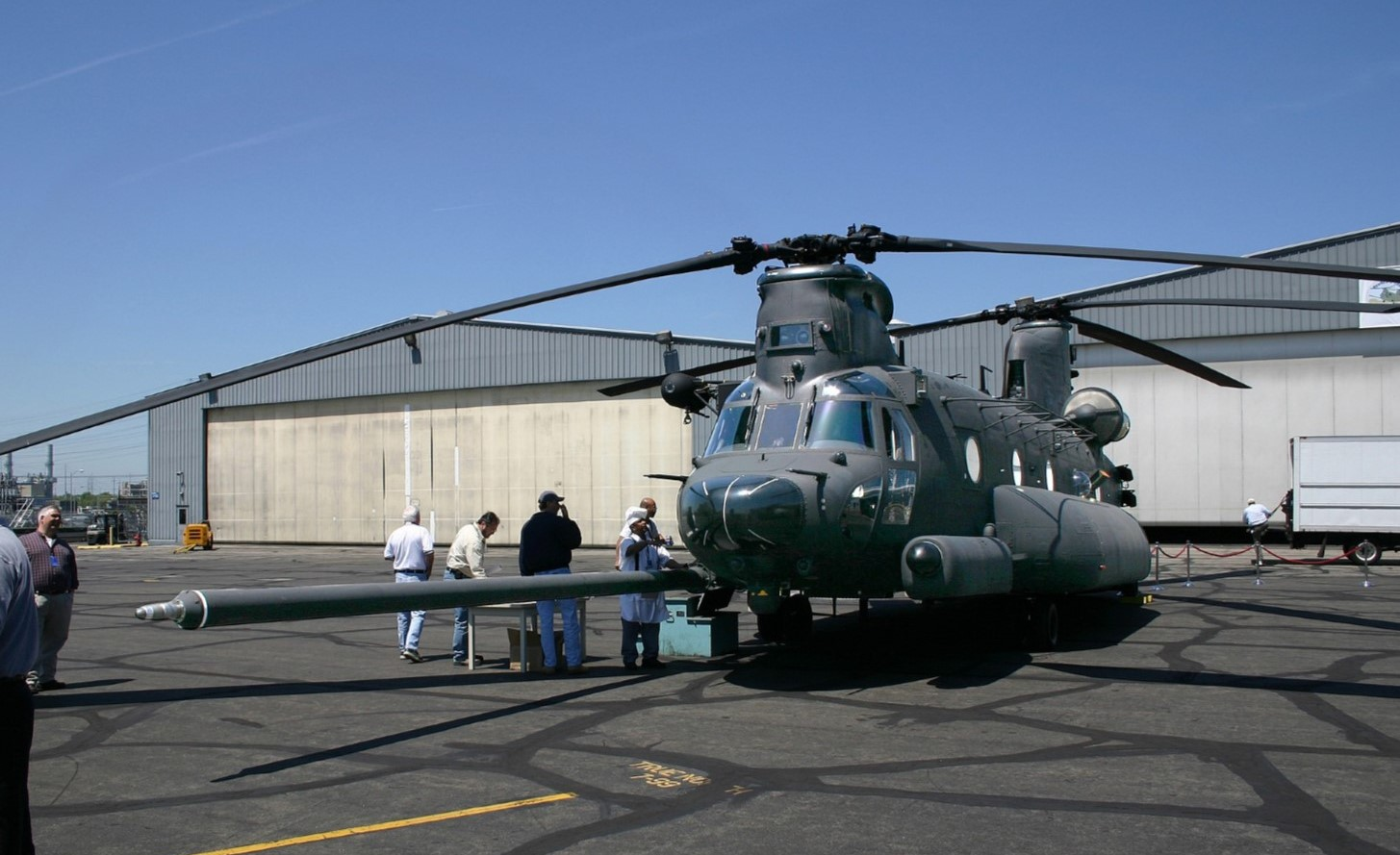 Boeing's Ridley Plant Workers to Benefit From New Chinook Helicopter Contract