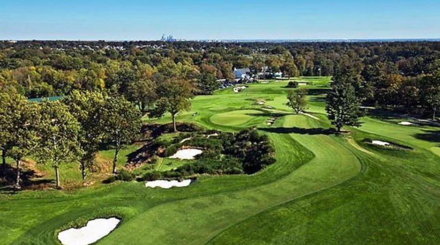Villanova Professor's Love of Golf Has Made Him a Golf Course Archivist
