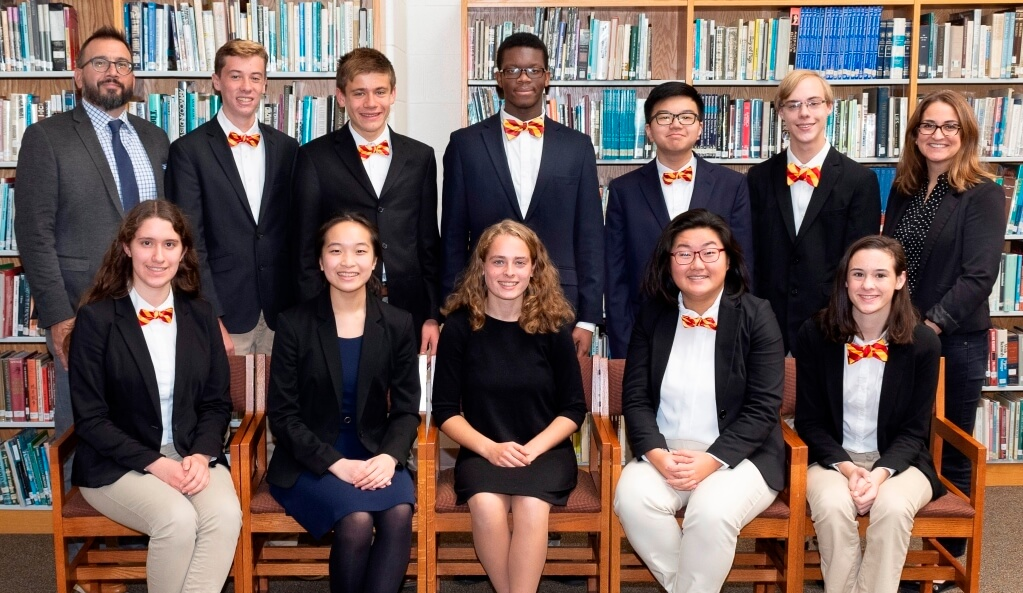 Haverford, Penncrest, and Strath Haven High Schools Earn Delco Hi-Q Wins