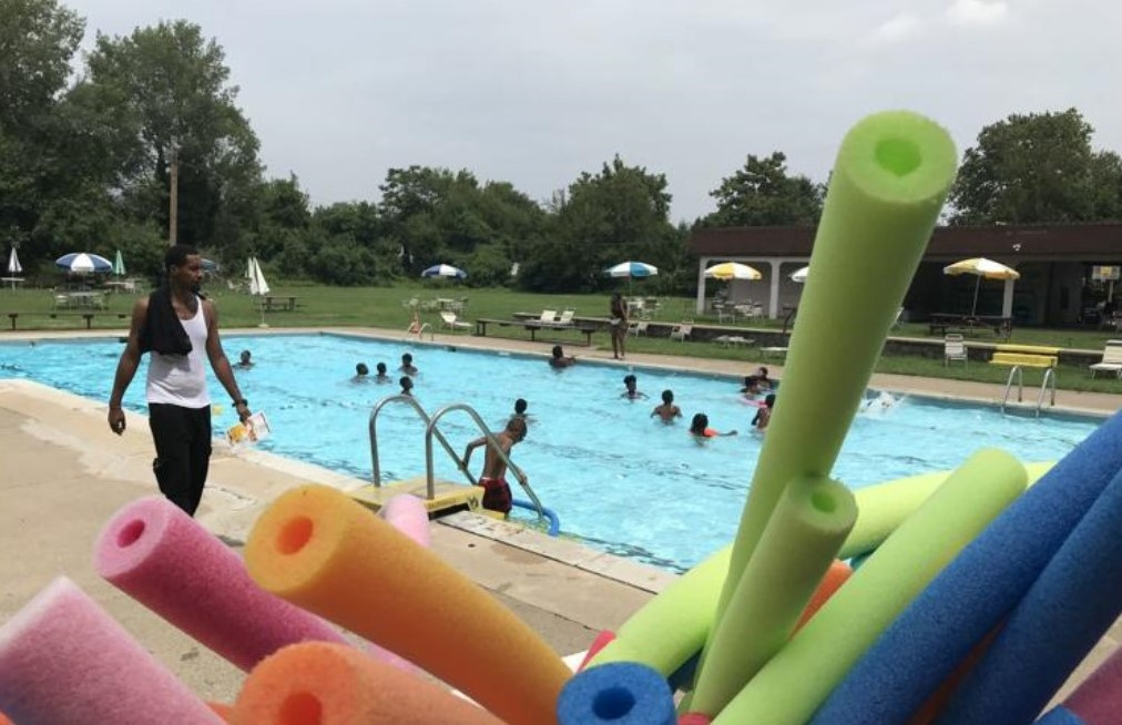 Historic Nile Swim Club in Yeadon on Path to Recovery