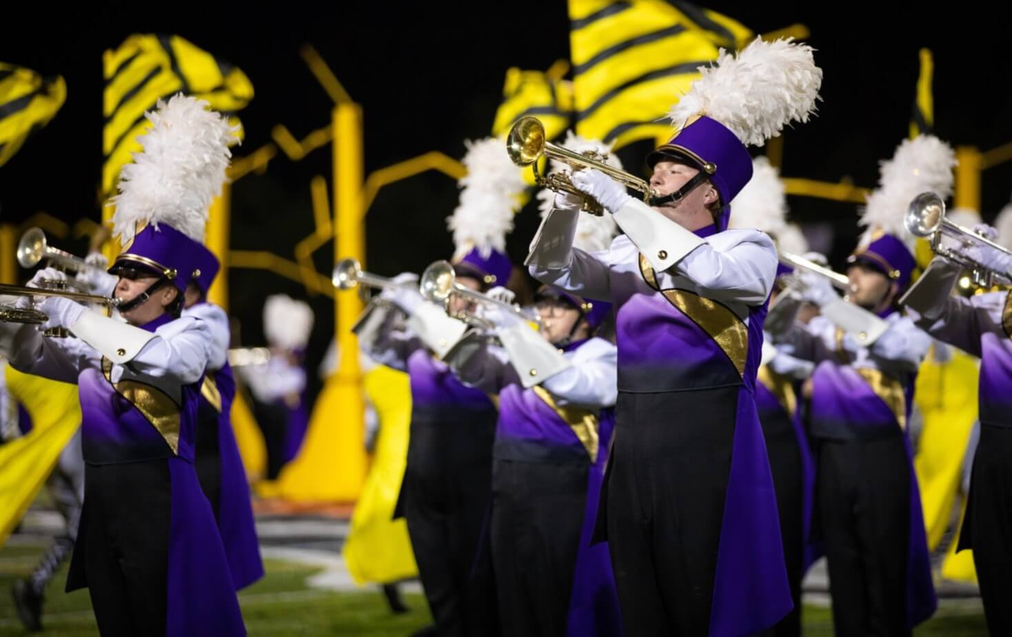 FROM CHESCO: WCU's Marching Band Earns 'Heisman Trophy of the Collegiate Band World'