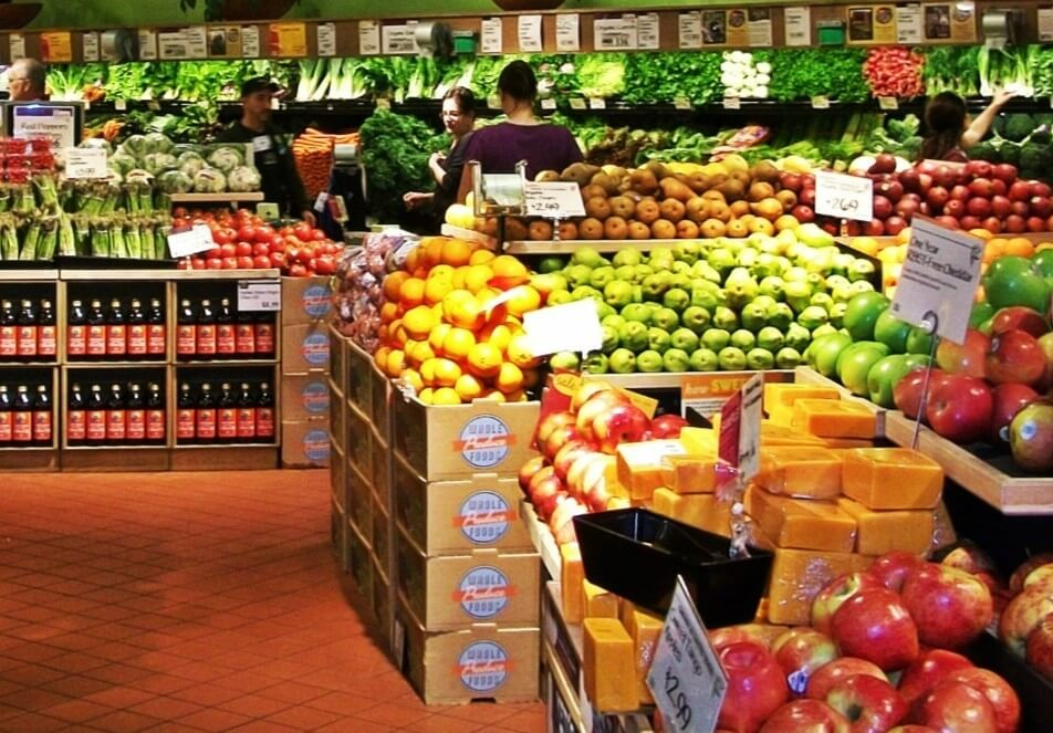 Which Grocery Chains Are the Most, Least Expensive in the Area?