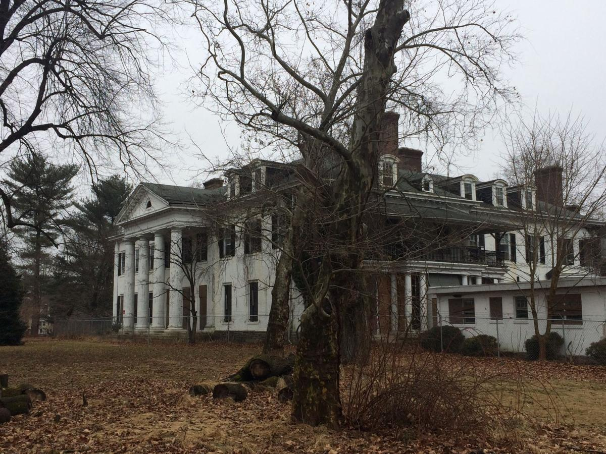 Delaware County Council Attempts to Preserve Darby's Historic Woodbourne Mansion