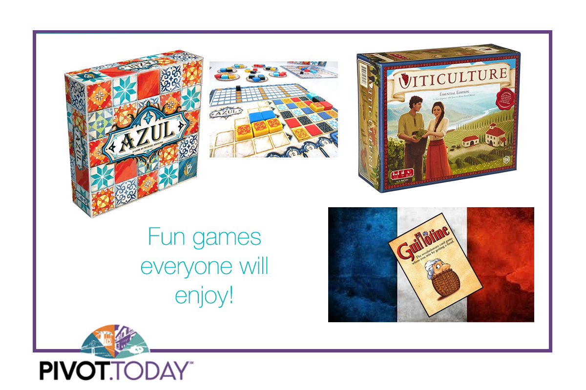 Six Games to Help You Bring Back Game Night