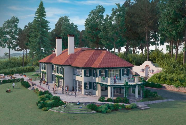 Renovation Plan for Radnor Mansion a 'Forward-Thinking Vision That'll Pay Dividends for Generations'