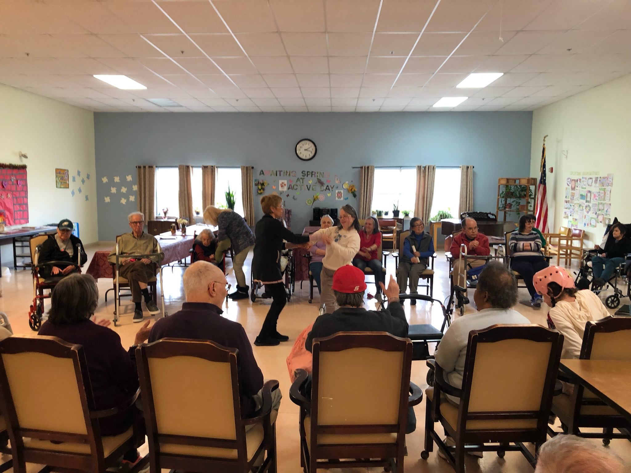 Five Star Senior Living at Exton Teams Up with Active Day