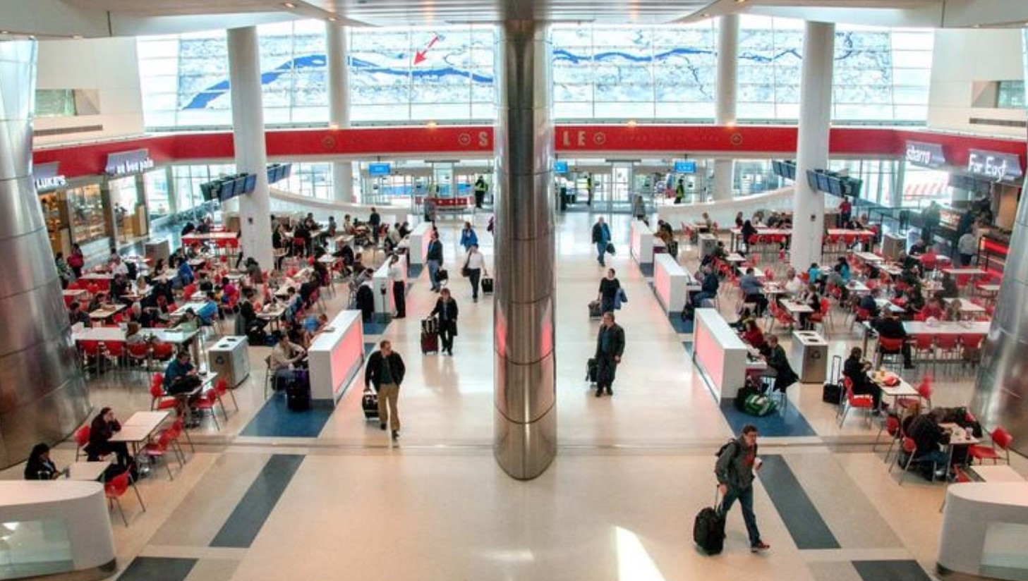 Layoffs Loom at Philadelphia Airport Unless Relief Found to Shore Up Deficit