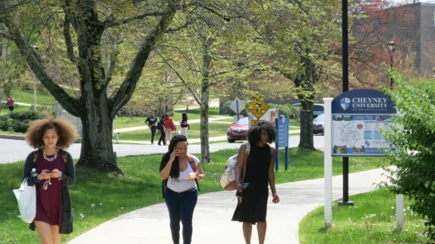 Cheyney University Stays the Course on COVID Plan, No Campus Cases Reported So Far