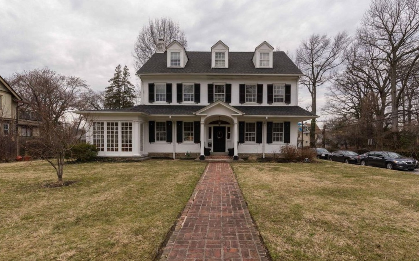 DNB First House of the Week: Colonial in Historic Subdivision in Lansdowne