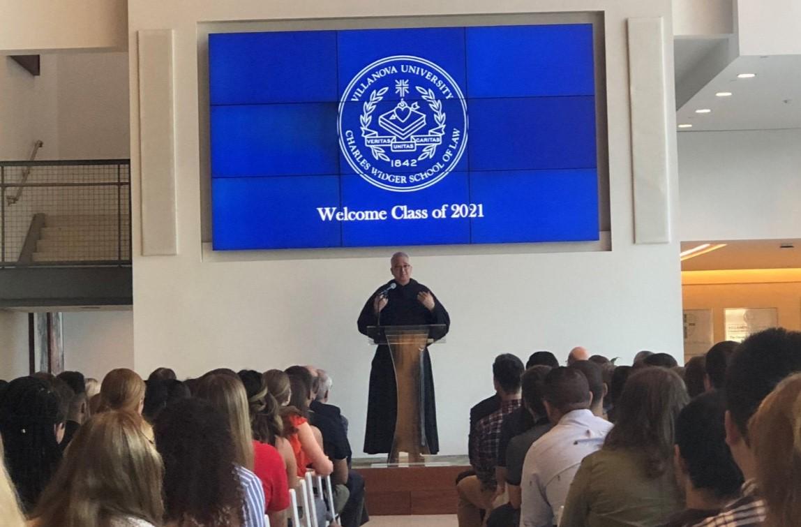 U.S. News & World Report Ranks Villanova's Law School Among Nation's Top 100