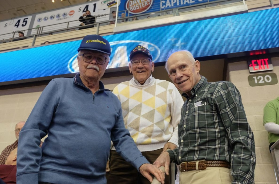 Three Former Wrestling Teammates at Upper Darby High School Find Their Fountain of Youth in Hershey