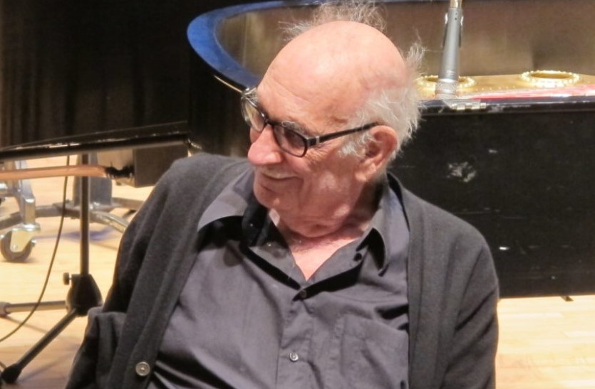 N.Y. Times: Media Resident, Award-Winning Composer to Celebrate 90th Birthday in October