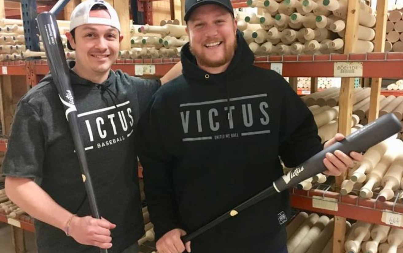 Local Baseball Bat Manufacturer Wowed as Its Product Appears on Cover of Sports Illustrated