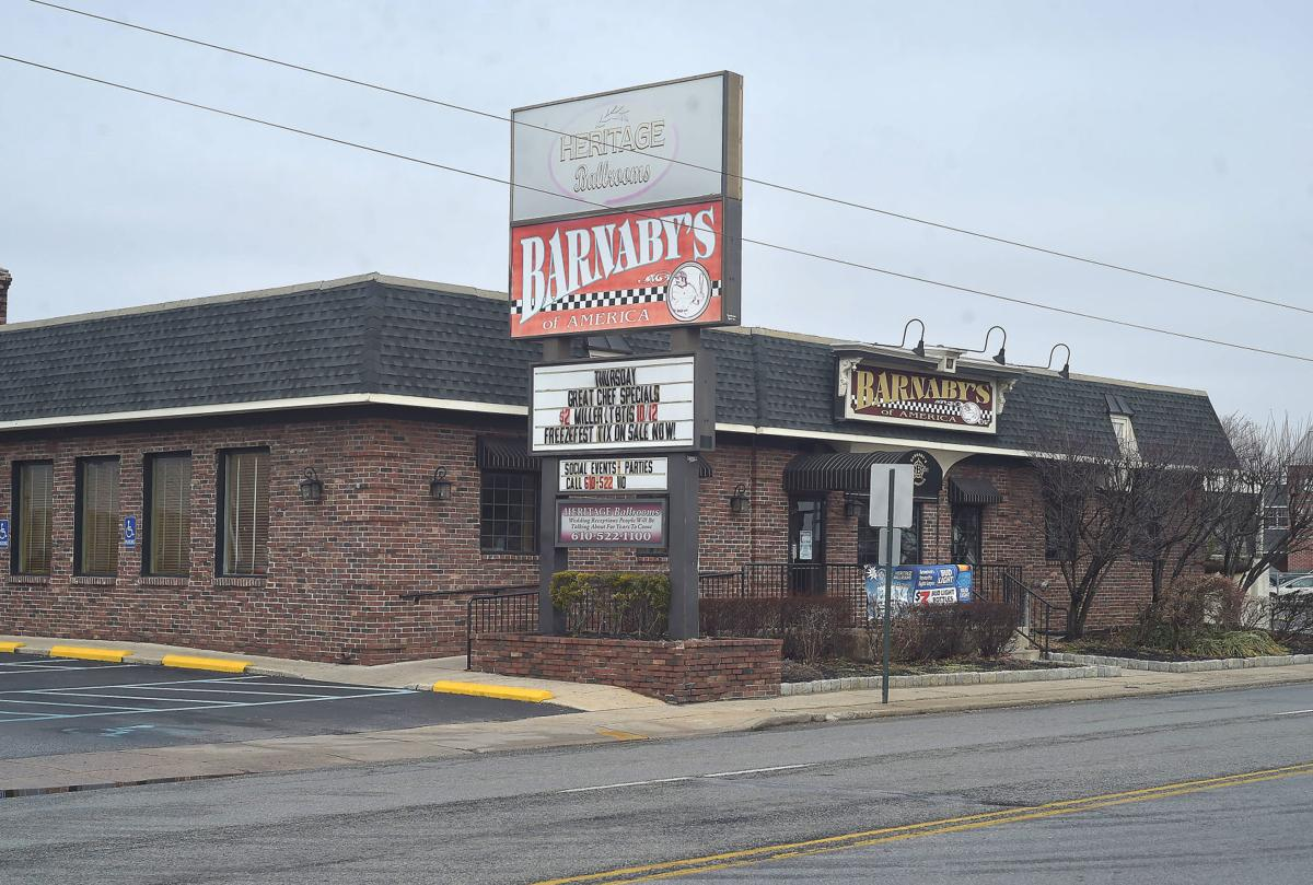 After 16 Years, It's Closing Time for Barnaby's in Ridley Township