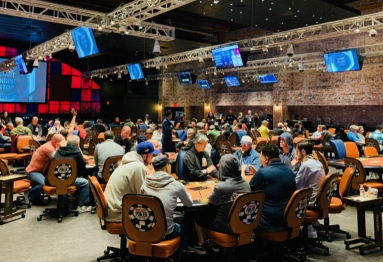 Harrah's Casino in Chester Finishes Last Leg of Major Renovation by Unveiling New Poker Room