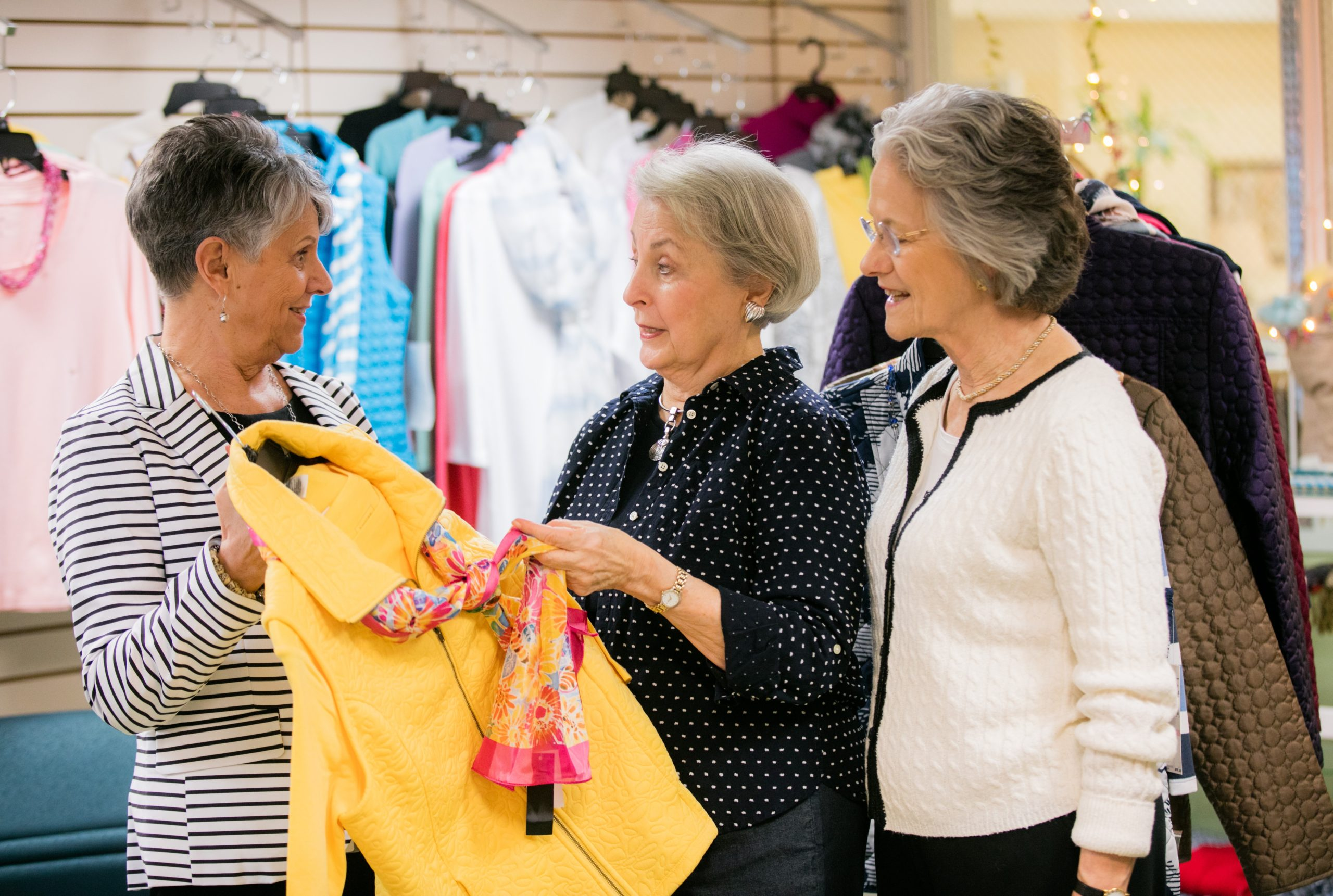 Open to Residents and Visitors, Dunwoody Village's ReSale and Gift Shops Fund Resident Programs