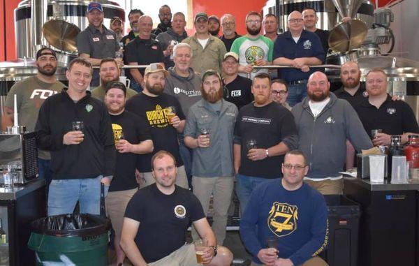 Veteran-owned Breweries Release Special Beer for Memorial Day