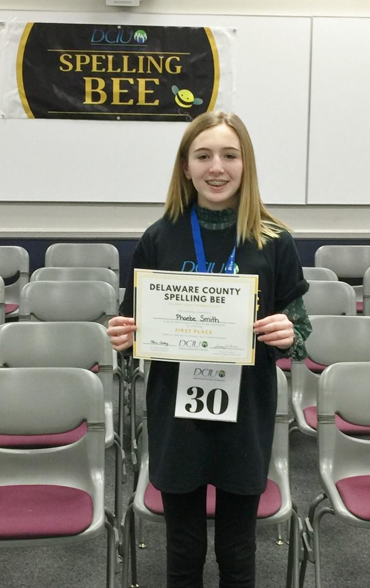 Aston Teen Makes It to 11th Place in National Spelling Bee