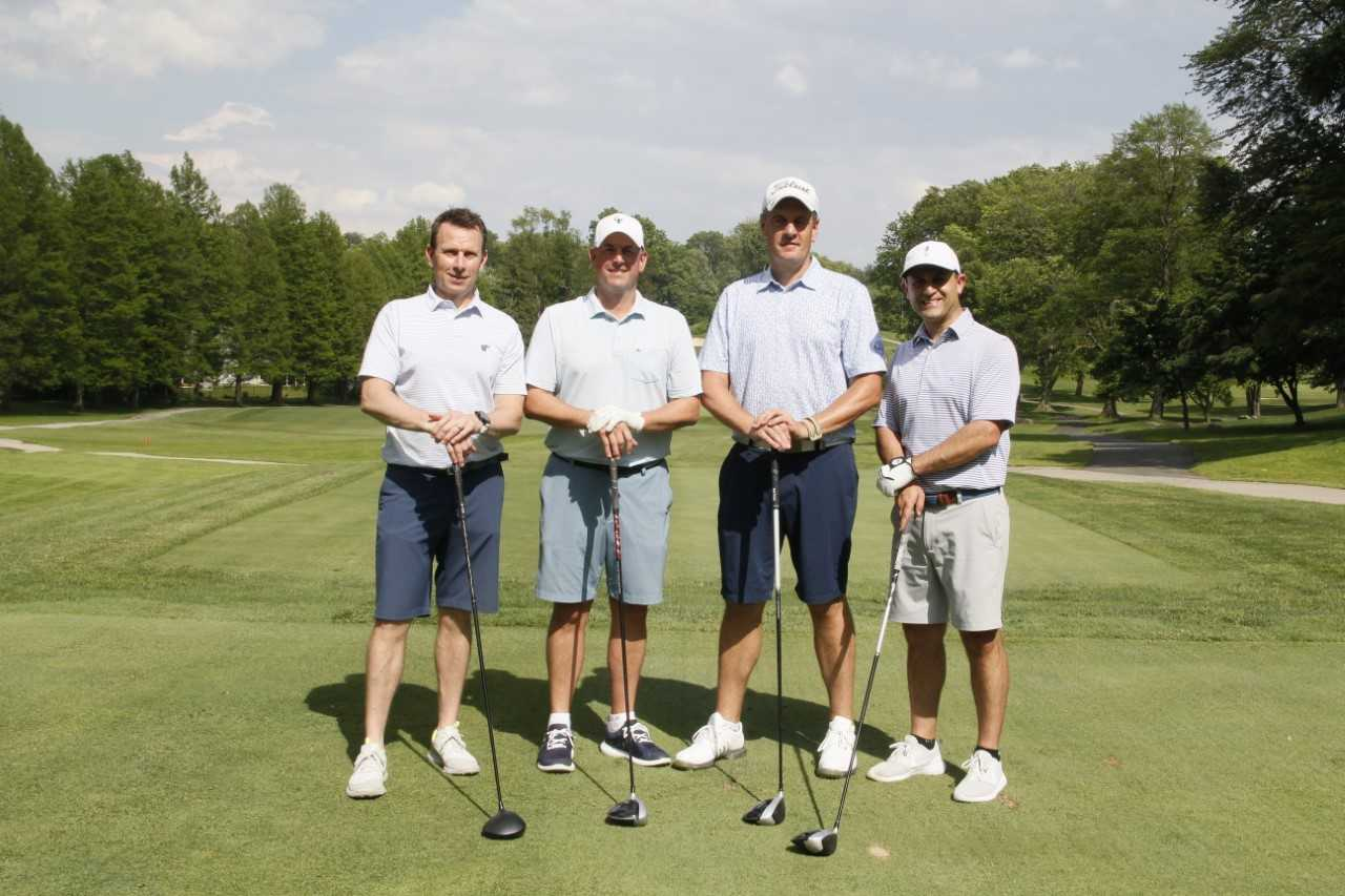 Great Turnout at May 20 Foundation for Delaware County Golf Outing
