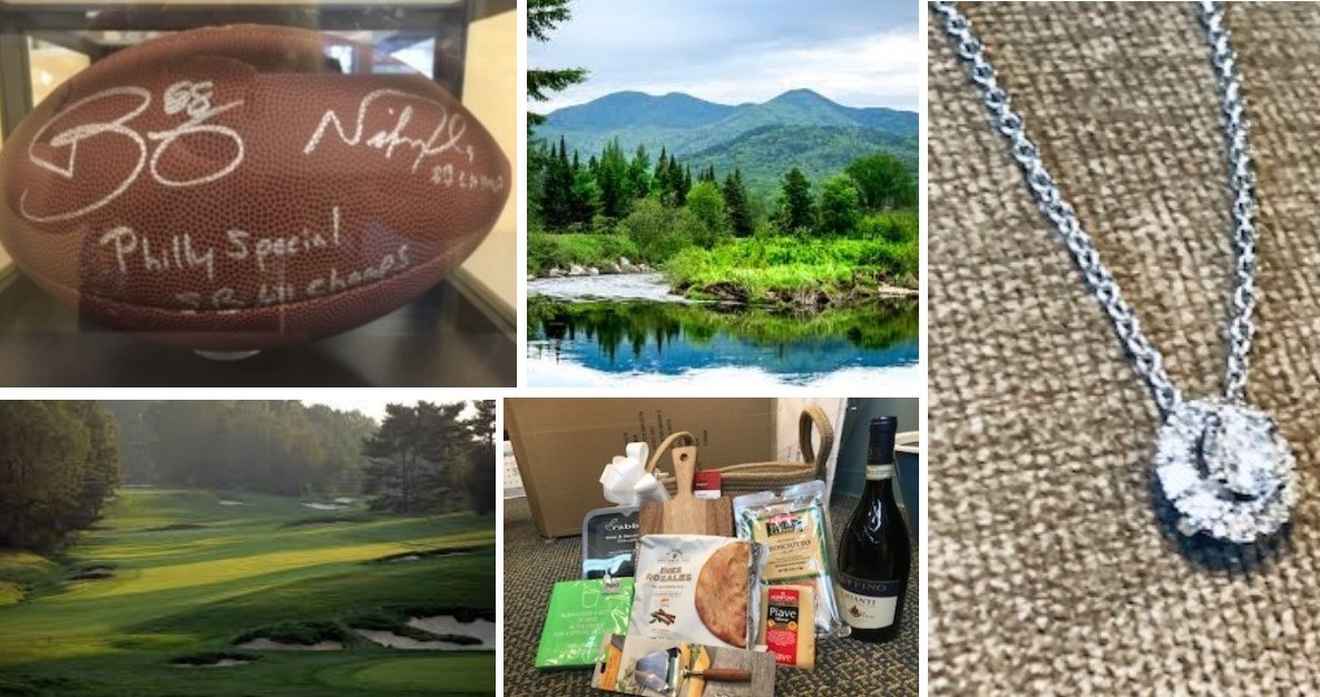 Check Out These Auction Items for Surrey's Gala on Saturday; Tickets Still Available
