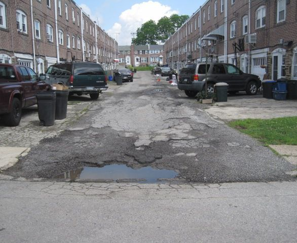 Major Alleyway Makeovers Planned in Upper Darby