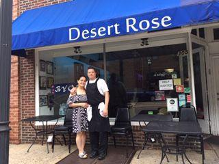 Media's Desert Rose Owner Saves Toddler After 14-Month-Old Falls into Pool