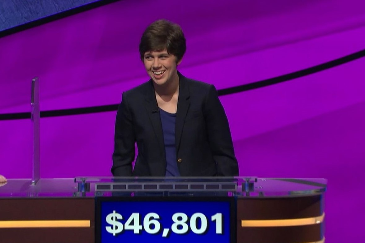 From CHESCO: Paoli Native Dethrones Jeopardy! Champion Whose Winning Streak Captivated the Nation