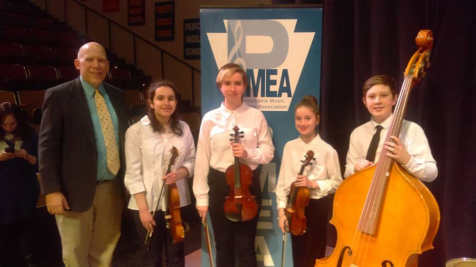 Upper Darby Music Teacher's a Candidate for 2020 Music Educator Award