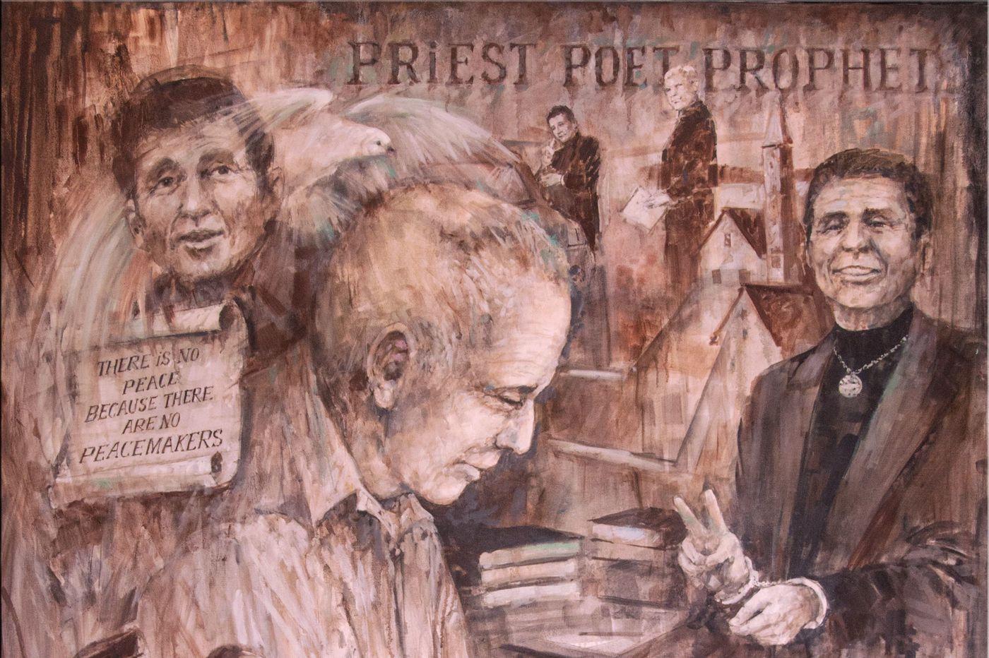 Portrait Honors Villanova Peace Activist Who Opposed Vietnam War