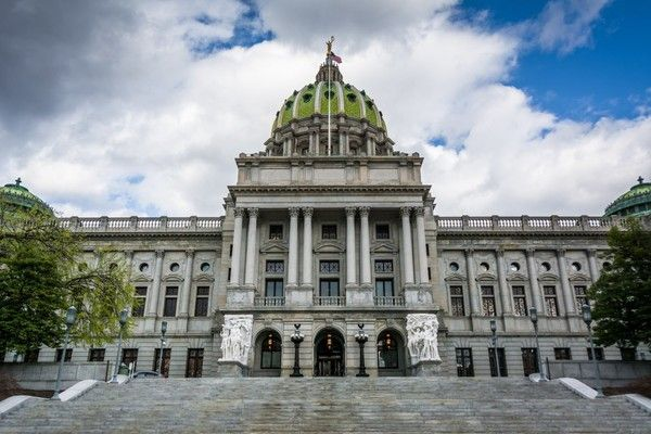 Pa.  House Passes Budget With No Tax Increase; No Minimum Wage Increase, Either
