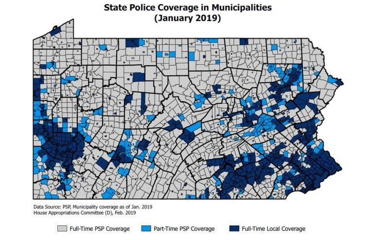 Pa. Governor, Legislators Consider State Police Fee for Residents of 7 Delco Communities