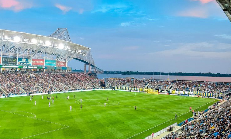 United Soccer League Club Bethlehem Steel FC Gets New Name But Stays Put at Talen Stadium