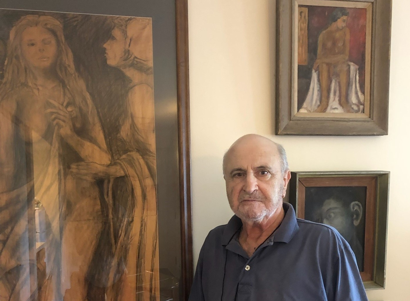 Five Star Senior Living to Showcase Talent of One of Its Residents, a Former Architect and Artist