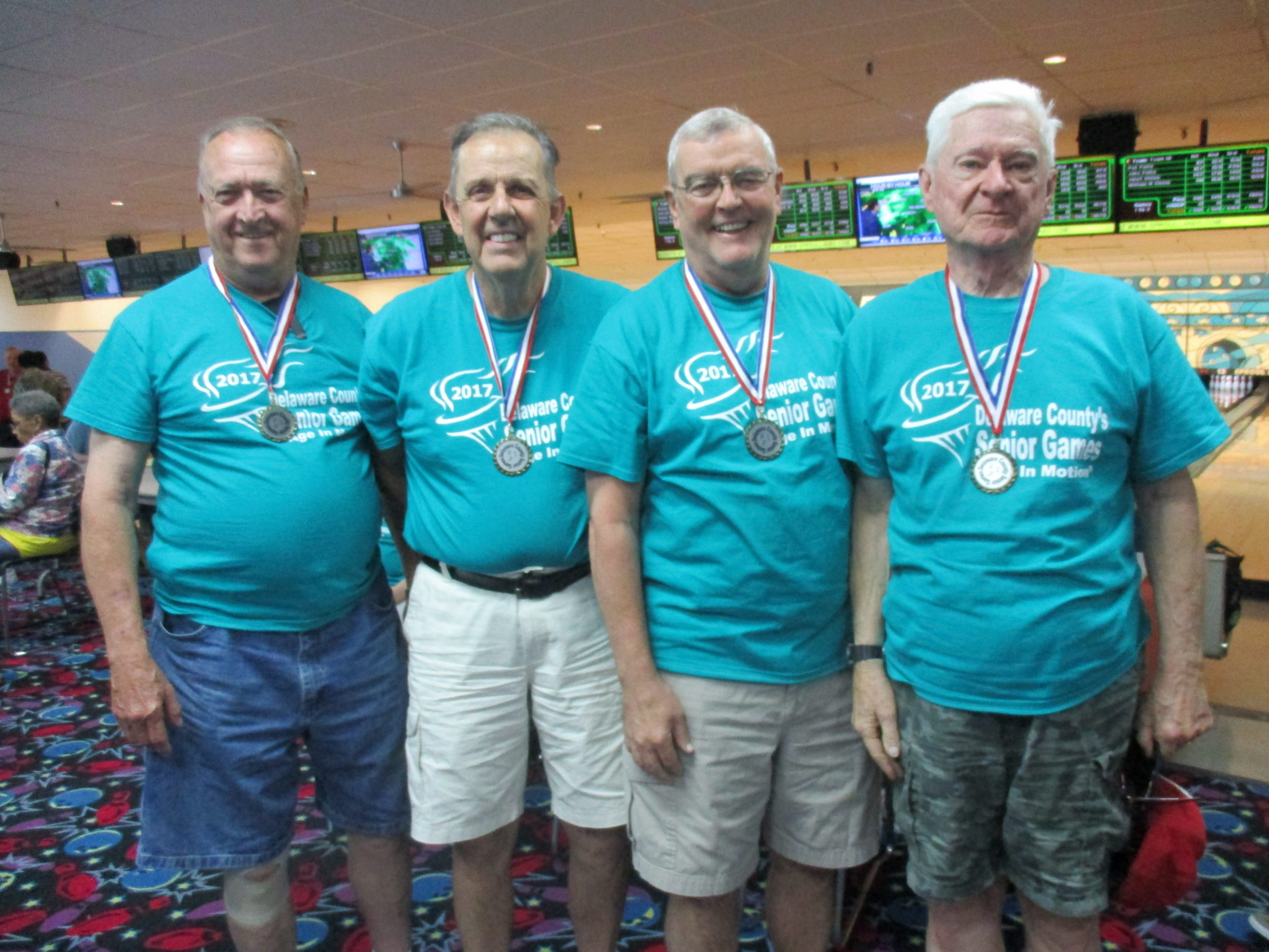 Athletes Ready to 'Compete, Connect, Conquer' at Delco Senior Games