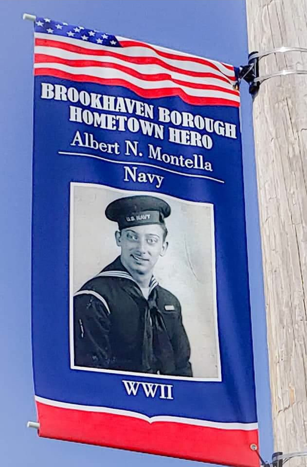 Brookhaven Banners Offer a Unique Way to Honor Veterans