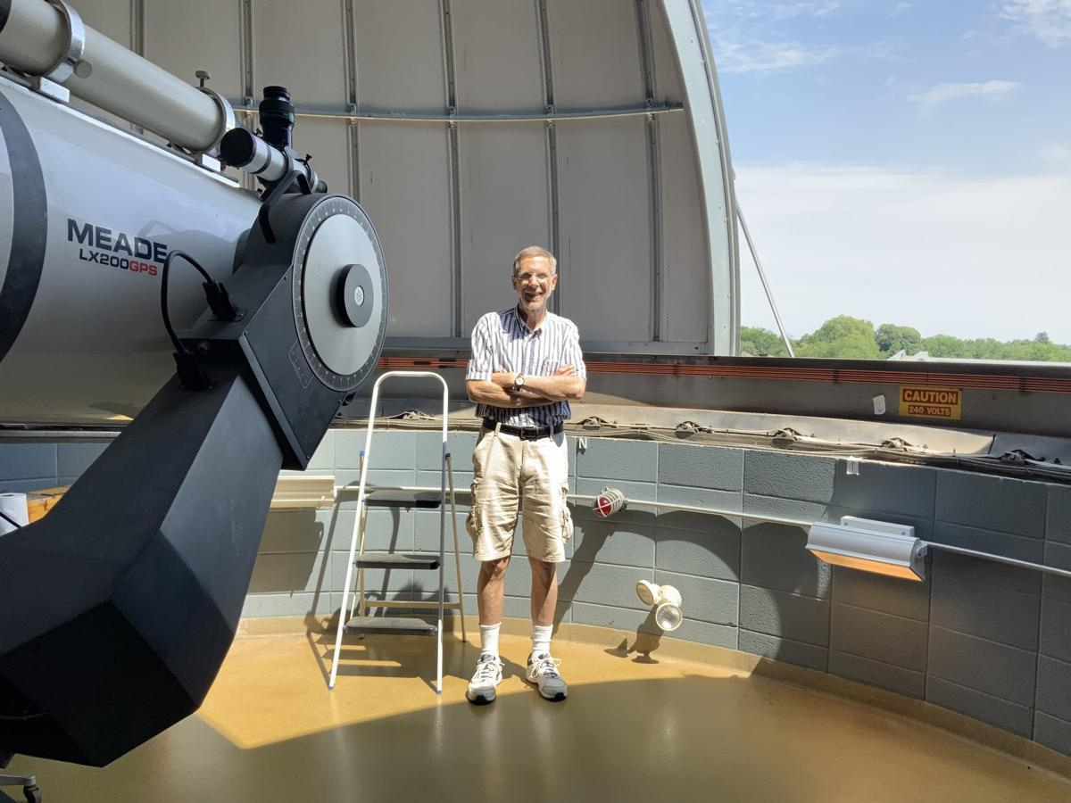 Local Industry Played Its Part in Moon Landing: Widener Professor Recalls Life in the Space Age