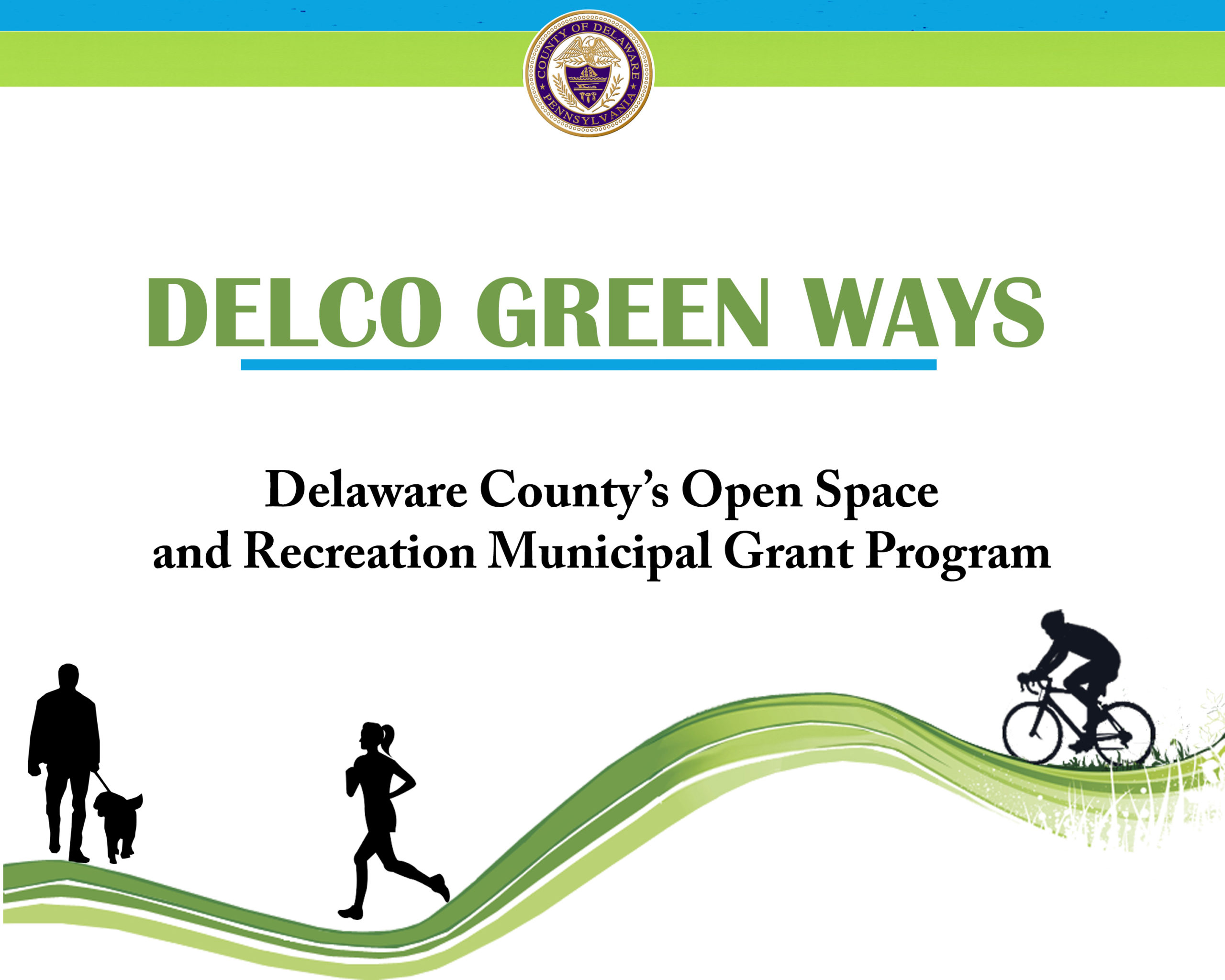 Delaware County Announces Municipal Grant Program for Open Space