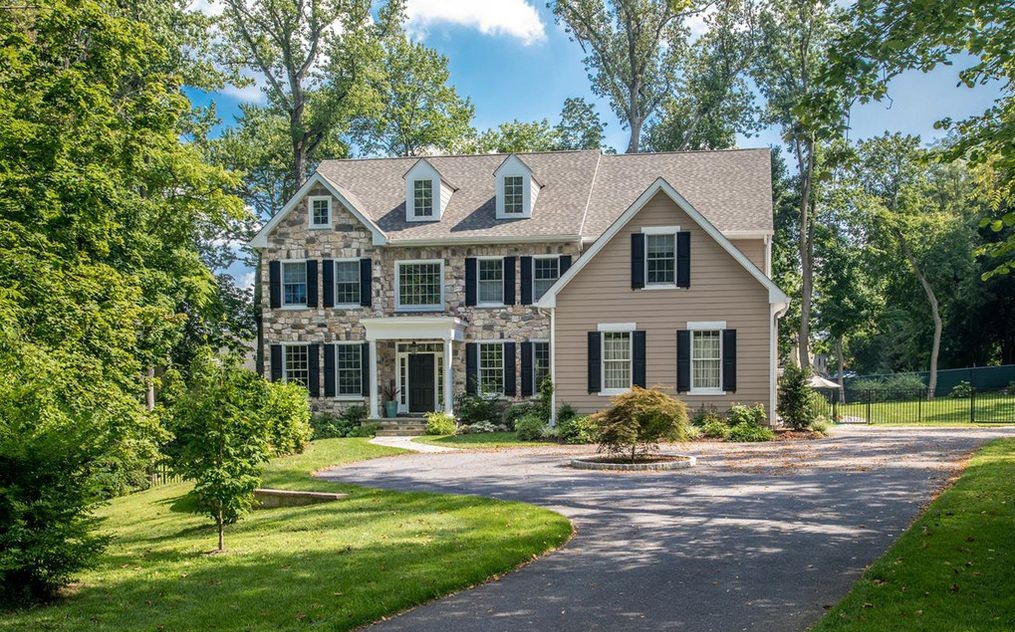 DNB First House of the Week: Elegant Living in a Prime Locale in Haverford